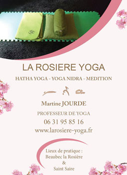 flyer larosiere yoga